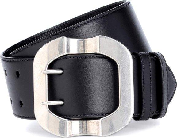Miu Miu Leather belt - LUXED