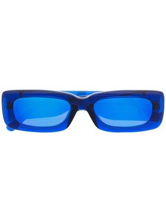 Linda Farrow The Attico Marfa Sunglasses - Farfetch