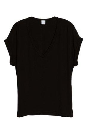 Groceries Apparel Rubicon Roll Sleeve Sleep T-Shirt   Nordstrom