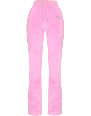 Diva Velvet Pink Pants