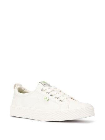 Cariuma Oca Low Off White Canvas Sneaker Ss20   Farfetch.com