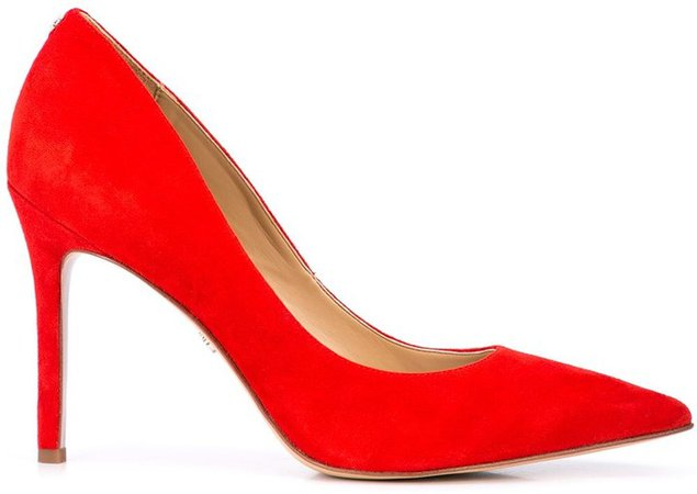 Hazel stiletto pumps