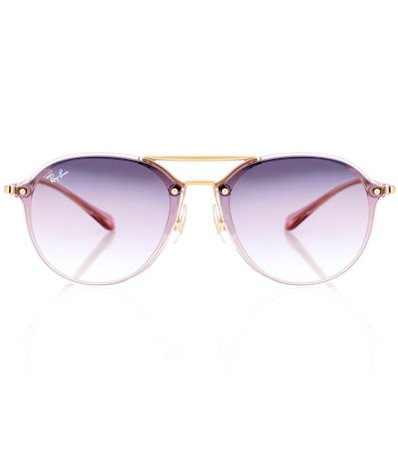 Blaze aviator sunglasses