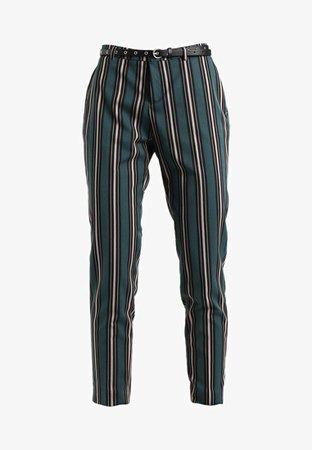 Scotch & Soda SIGNATURE TAILORED PANTS - Trousers