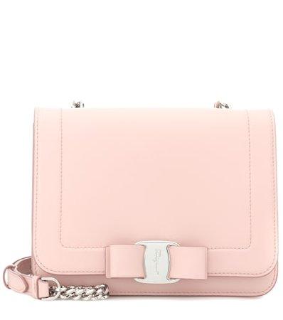 Vara Small leather shoulder bag