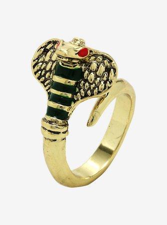Disney Aladdin Jafar's Cobra Ring