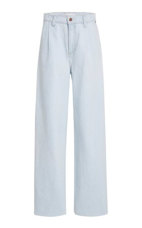 Camille High-Rise Wide-Leg Jeans by Nobody Denim | Moda Operandi