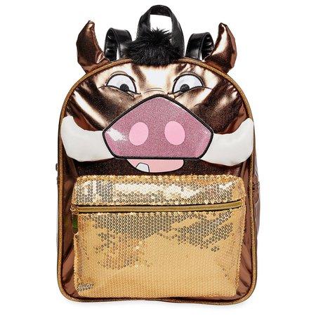 Pumbaa Fashion Backpack - The Lion King   shopDisney