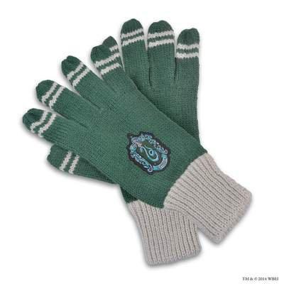 Slytherin Crest Gloves