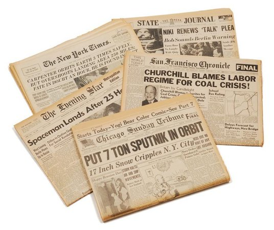 old newspaper - Google Search