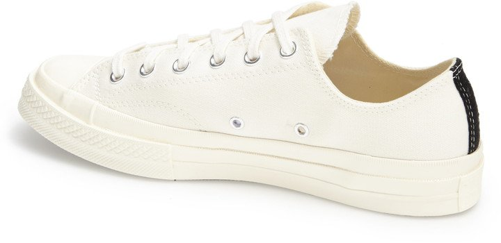 x Converse Chuck Taylor(R) Hidden Heart Low Top Sneaker