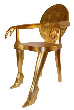 Marjorie Skouras Design Titi Armchair | Perigold