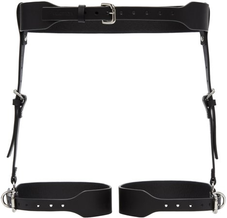 FLEET ILYA SUSPENDER GATHER HARNESS