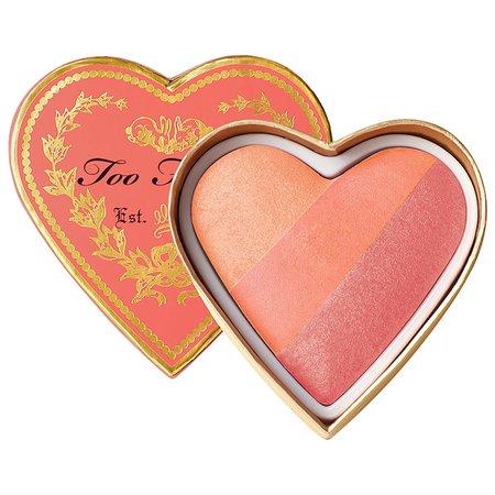 Sweethearts Perfect Flush Blush - Too Faced   Sephora
