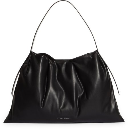 Puffin Faux Leather Tote