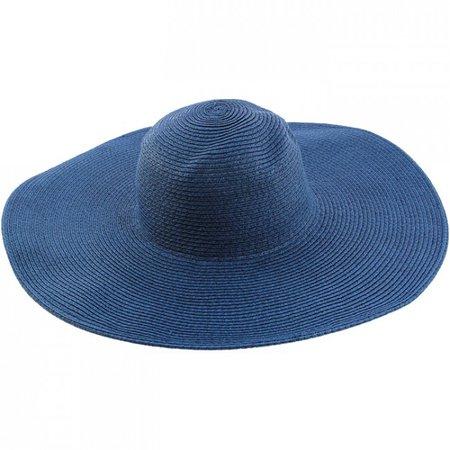 Dark Blue Sun Hat