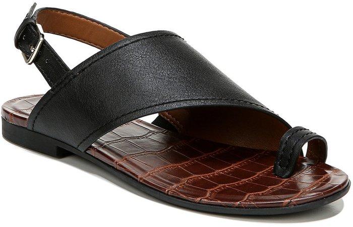 Seanna Slingback Flat Sandal