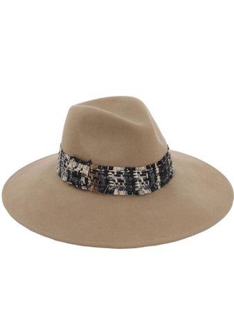eugenia kim emmanuelle wool-felt fedora hat