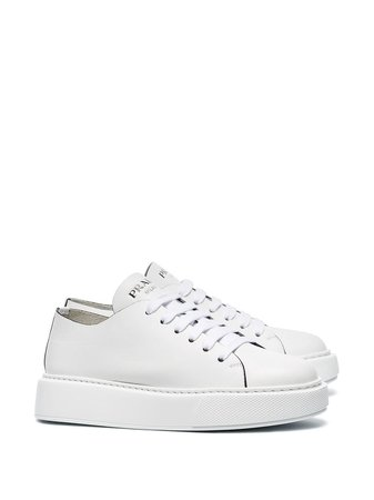Prada 45mm Platform Sneakers - Farfetch