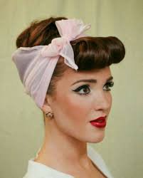 50s hairstyle - Google Search
