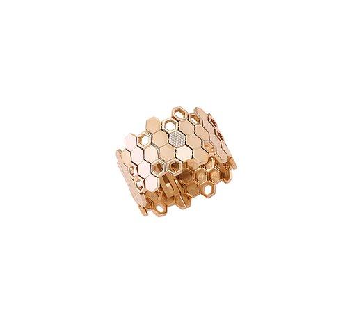 Honeycomb Bracelet | Bracelets and Cuffs | Products | BEE GODDESS