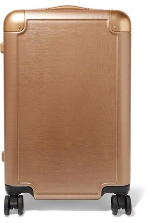 CALPAK | + Jen Atkin Carry-On metallic hardshell suitcase | NET-A-PORTER.COM