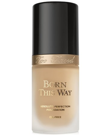 Too Faced Born This Way Foundation & Reviews - Foundation - Beauty - Macy's