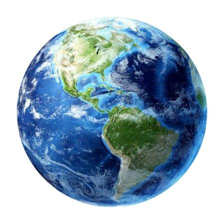 Planet Earth Globe
