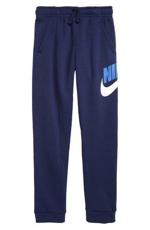 Nike Sportswear Club Fleece Sweatpants (Big Boy) | Nordstrom