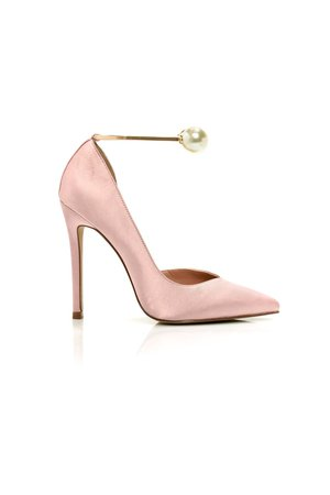 Luxurious Evening Heels - Blush |Fashion Nova