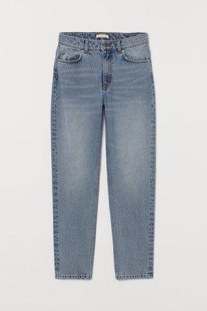 Slim Ankle Jeans - Blue