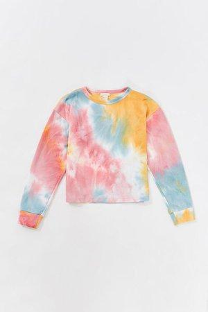 Girls Tie-Dye Sweatshirt (Kids)