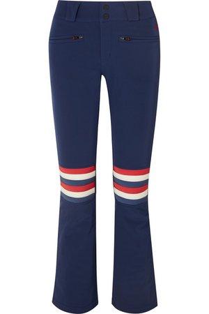 Perfect Moment | Pantalon de ski en tissu imperméable à rayures Aurora Flare | NET-A-PORTER.COM