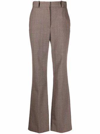Sandro Paris Smart straight-leg trousers - FARFETCH
