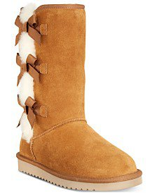 UGG® Women's Bailey Bow II Boots - Boots - Shoes - Macy's