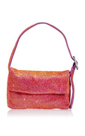 La Vitty Mignon Crystal Mesh Shoulder Bag By Benedetta Bruzziches | Moda Operandi