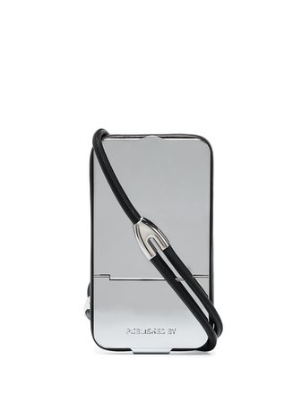 PUBLISHED BY Metallic Phone Case - Farfetch