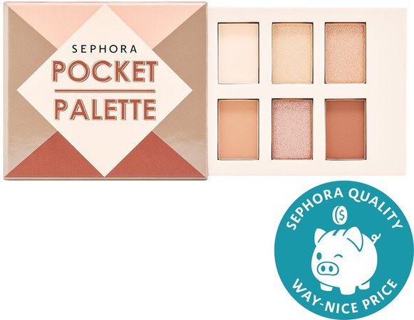 Mini Pocket Palette Eyeshadow Palette