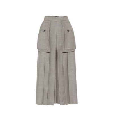 Marmo Wool Midi Skirt | Max Mara - Mytheresa