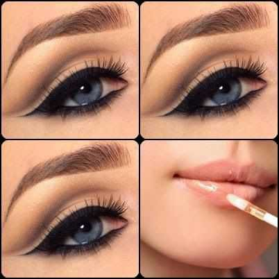 makeup styles for blue eyes - Google Search