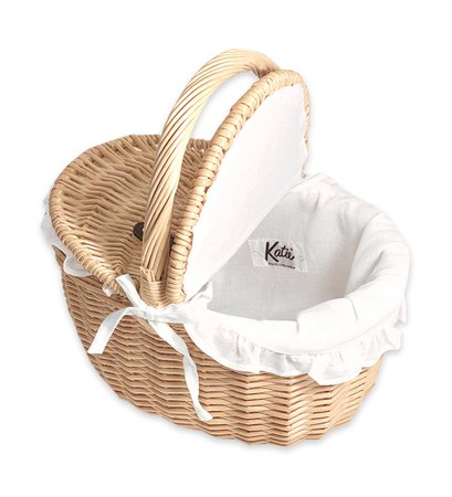 FRENCH DOLL picnic basket Katie Official Web Store