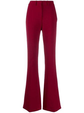 Victoria Victoria Beckham Flared Trousers - Farfetch