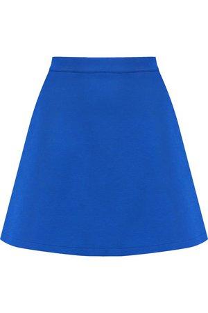 ETRE CECILE Stretch-jersey mini skirt.