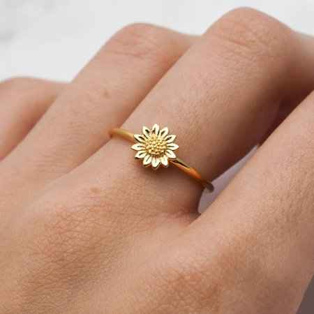 sunflower ring - Google Search