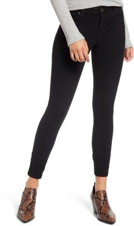 RE:Denim Ankle Skinny Jeans