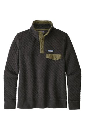 Patagonia Snap-T® Quilted Pullover | Nordstrom
