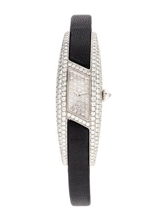 Cartier Himalia Watch - Strap - CRT41041   The RealReal