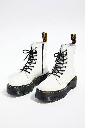 Dr. Martens Jadon Lace-Up Boots | Free People