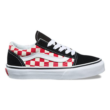 black and red checkered vans - Google Search