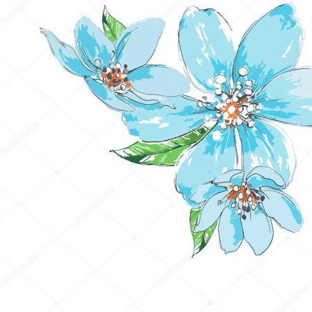 depositphotos_74793321-stock-illustration-blue-flowers-background-watercolor-corner.jpg (1024×1024)